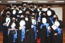 Formandos dos cursos de Engenharia Civil, Engenharia Ambiental e Ciências Biológicas colam grau