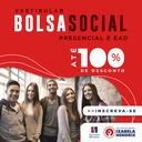 Inscrições abertas: processo seletivo da Bolsa Social Izabela Hendrix de até 100% em cursos presenciais e a distância - calouros e veteranos
