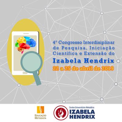Izabela Hendrix realiza 4º Congresso de Pesquisa, Iniciação Científica e Extensão