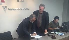 Professor do Izabela Hendrix é eleito Presidente do Tribunal de Justiça Desportiva de Minas Gerais