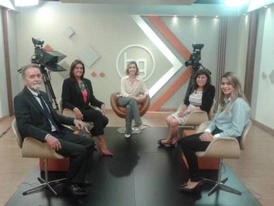 Professor João Lopes fala sobre leitura corporal em participação no programa Brasil das Gerais