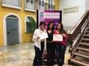 Professoras e alunos do Izabela conquistam prêmios no Congresso Brasileiro de Fonoaudiologia