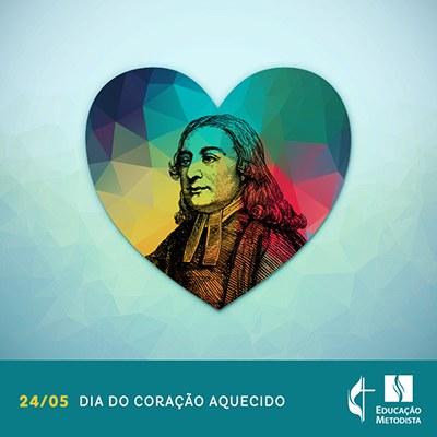Reflexão - Dia do Coração Aquecido: Quando Deus nos surpreende