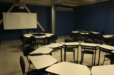 Sala de Metodologias Ativas eleva o nível da formação do Izabela Hendrix