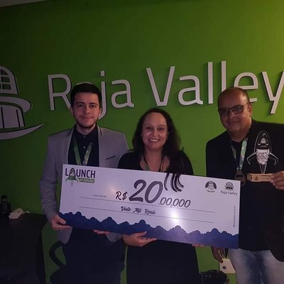 Startup desenvolvida no Izabela ganha visibilidade em programas de aceleração