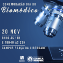 Universidade comemora o Dia do Biomédico