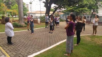Minicurso reflete sobre práticas corporais orientais na educação