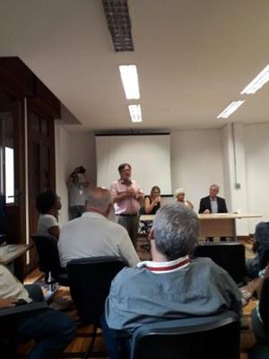 Coordenador do curso de Teologia do Izabela integra Comitê Estadual de Respeito à Diversidade Religiosa de Minas Gerais