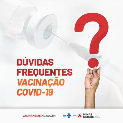 Vacinação Covid-19: Dúvidas Frequentes